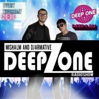 MISHA LM AND DJ ARMATIVE-DEEPAZONE RADIOSHOW #16 (25.06.2015)