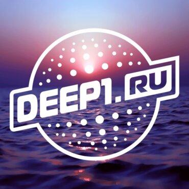 DEEP ONE radio logo 2017