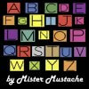 Mister Mustache — Alphabet