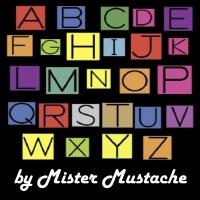 Mister Mustache — Alphabet #D3 (28.09.2016)