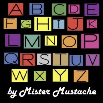 Mister Mustache — Alphabet #C2 (21.09.2016)