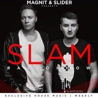 Magnit & Slider — Slam Radioshow 334 (23.11.2016)