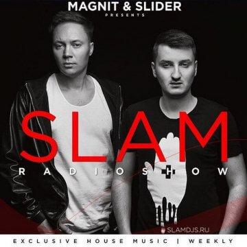 Magnit & Slider — Slam Radioshow 323 (07.09.2016)