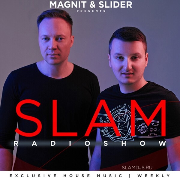 Magnit and Slider — Slam
