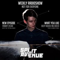 SPLIT AVENUE — Not For Everyone! #050 (20.04.2018)